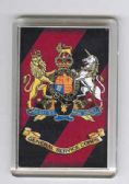 GENERAL SERVICE CORPS FRIDGE MAGNET